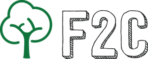 Forest to Classroom (F2C) logo