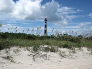 Cape Lookout Lighthouse - courtesy of National Park Service