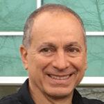 Portrait of Mark Megalos