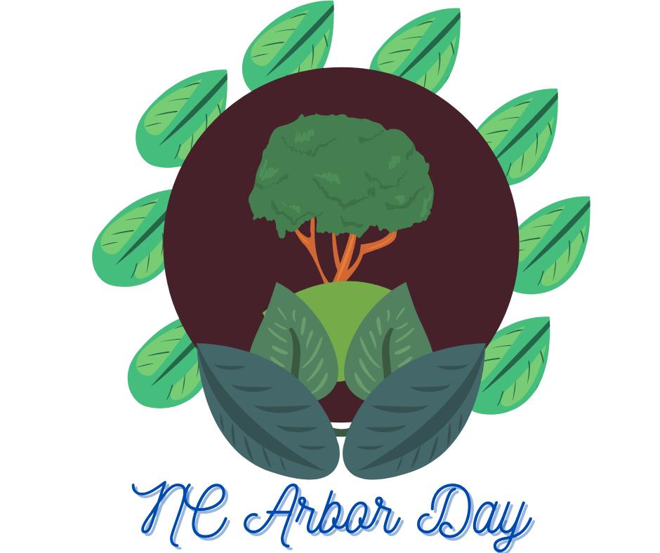 NC Arbor Day logo